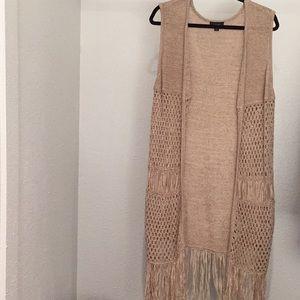 NWT Alyx Sleeveless long vest 1x